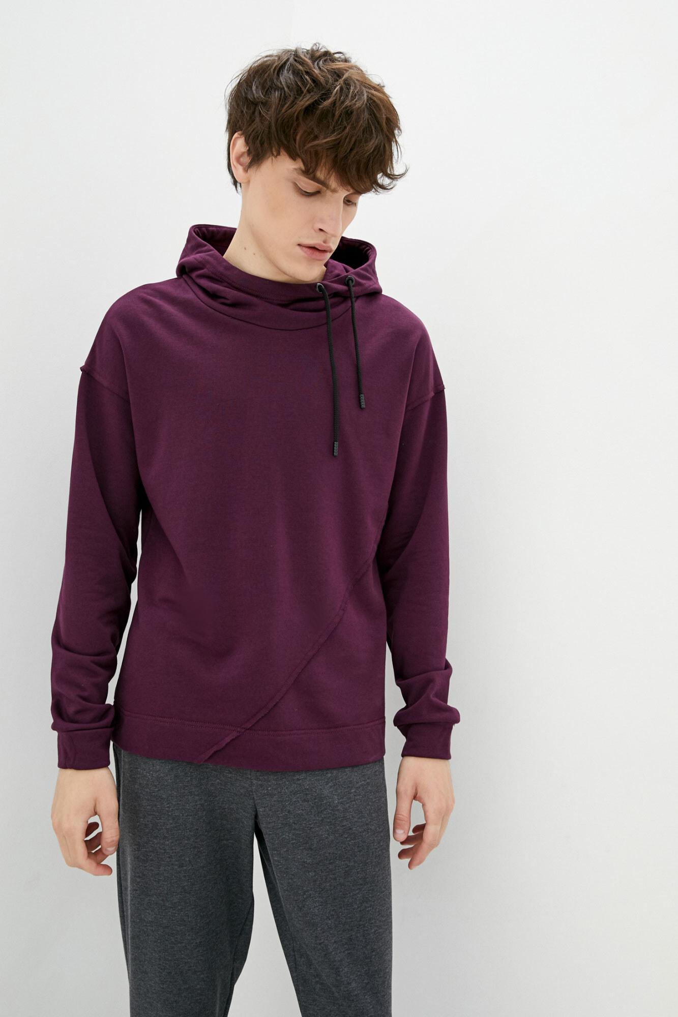 Худи фиолетового цвета FRANK GEN