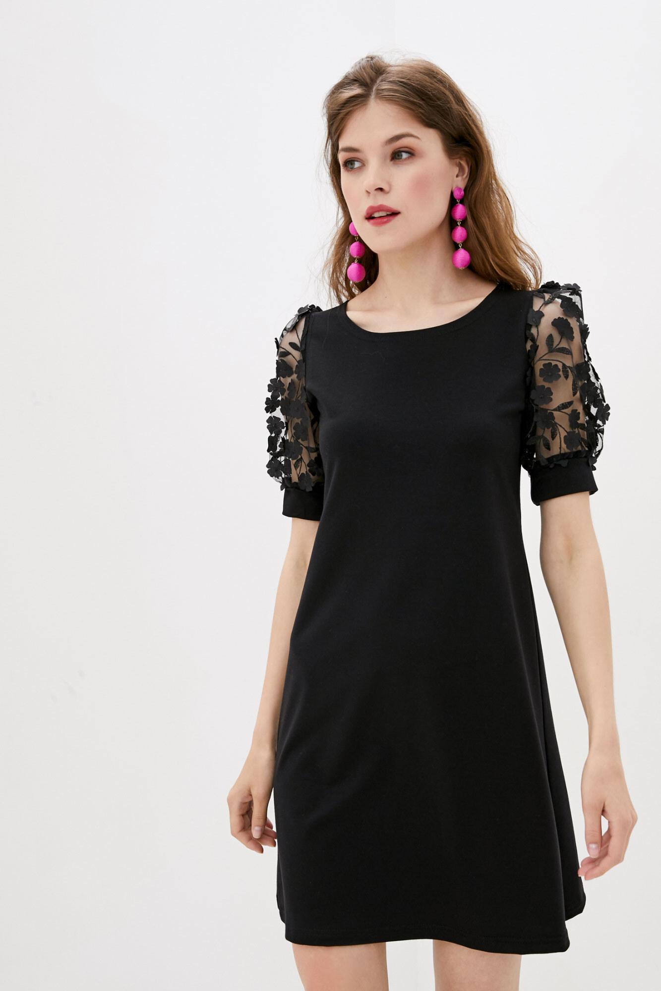 Платье черное LATOY GEN