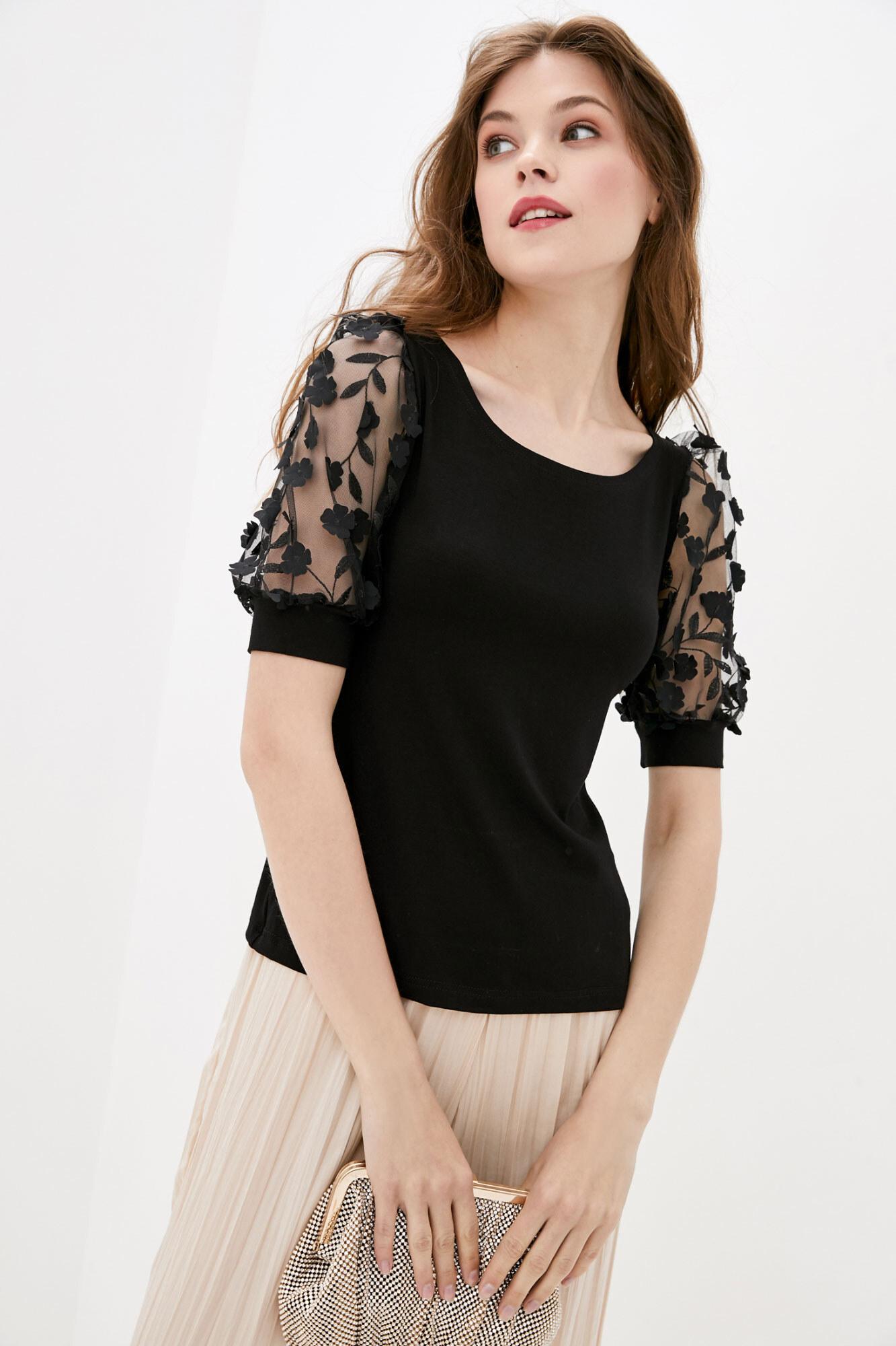 Блуза SAMIRA черная GEN