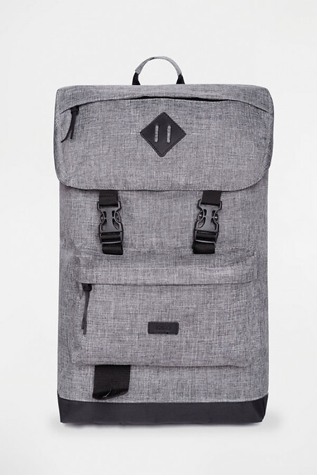 Рюкзак CAMPING BACKPACK | grey melange 2/19 - #8011017