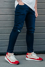 Джинсы denim c1 slim skinny - #4009023