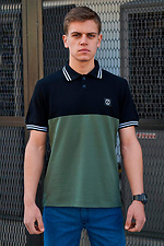 Футболка Polo Original black/khaki 2.0 '20 - #8020199