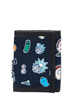Кошелек Easy Rick and Morty Black - #8025536